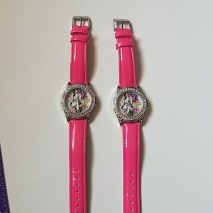 2 Disney Minnie Mouse Watches